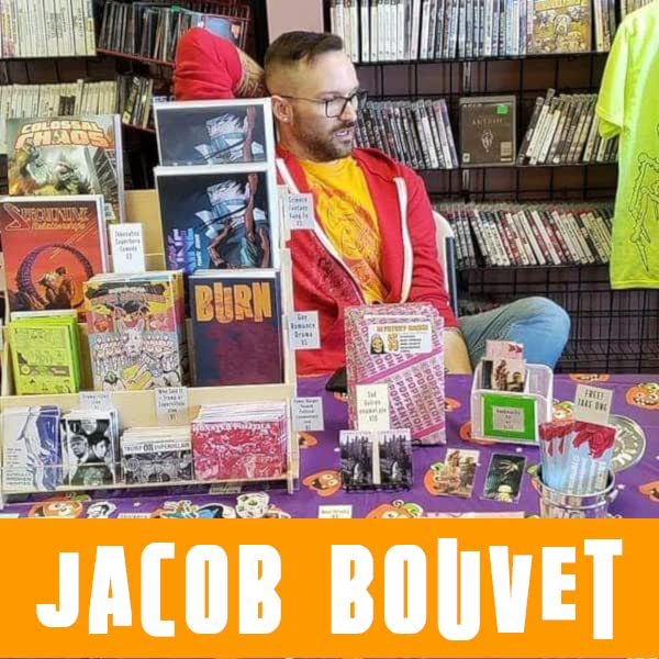 Jacob Bouvet