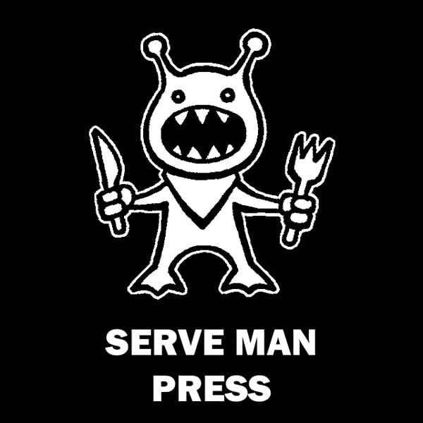 Serve Man Press
