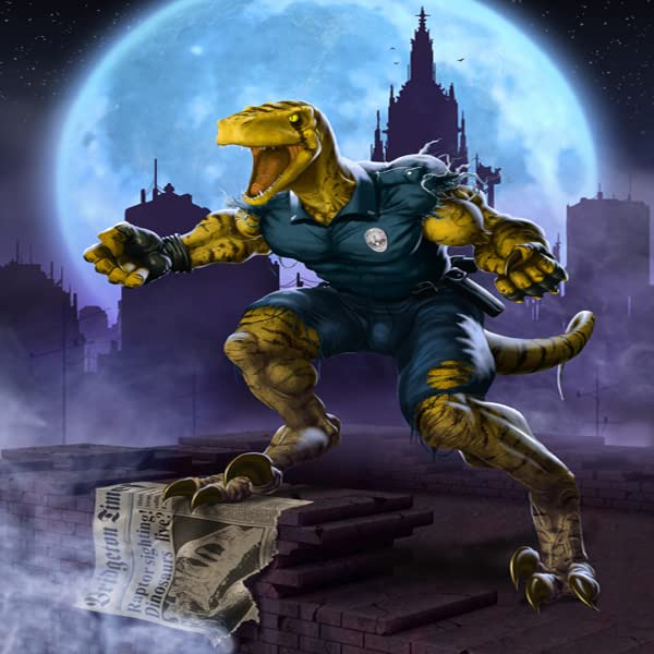Raptor Cop Publishing