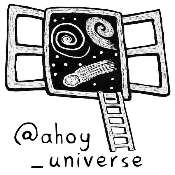 Dimitra Rizou @ahoy_universe