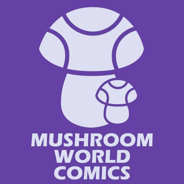 Mushroom World Comics