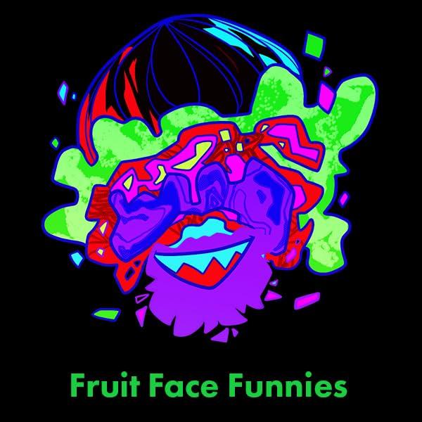 Fruit Face Funnies