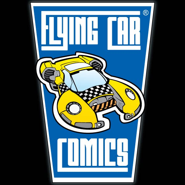 Flying Car Comics