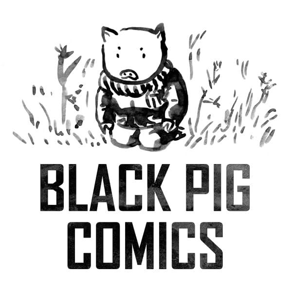 Black Pig Comics