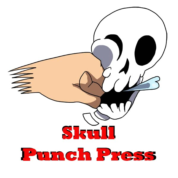 Skull Punch Press