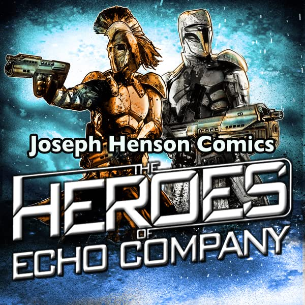 Joseph Henson Comics