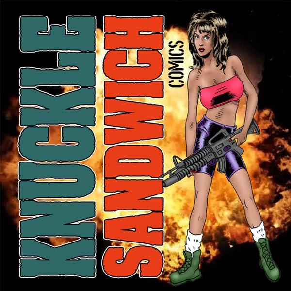 Knuckle Sandwich Comics