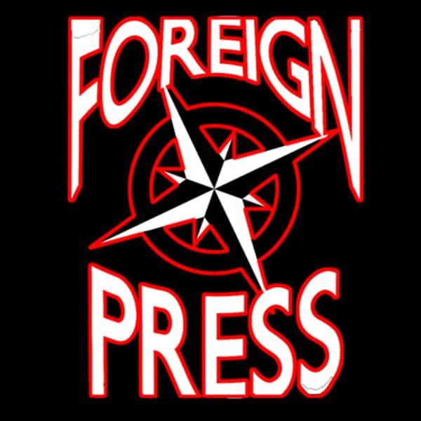 Foreign Press Comics