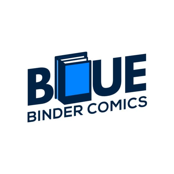 Blue Binder Comics