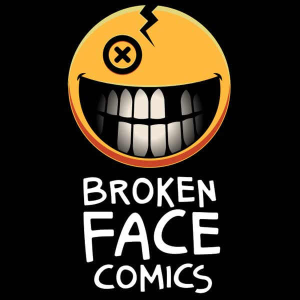 Broken Face Comics