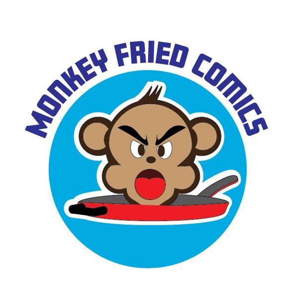 Monkey Fried Comics
