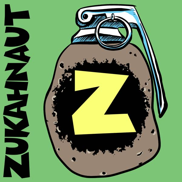 Zukahnaut Comics