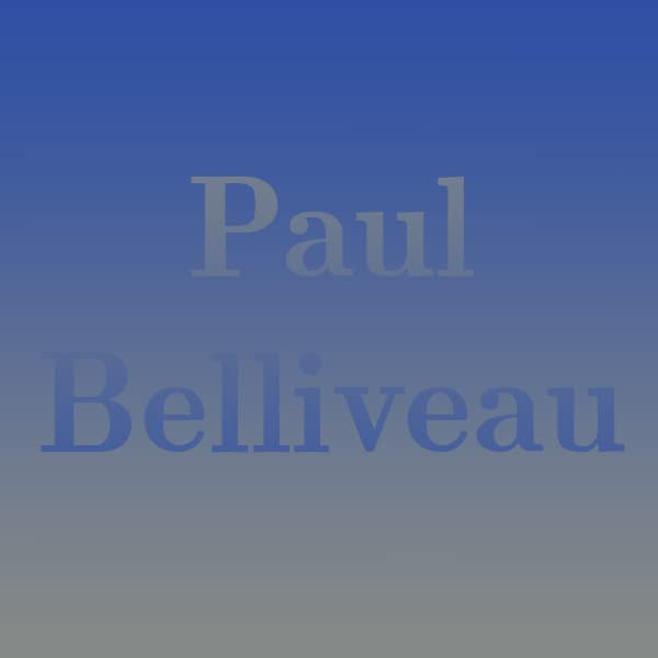 Paul Belliveau