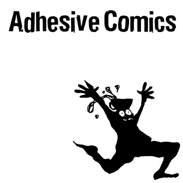 Adhesive Comics