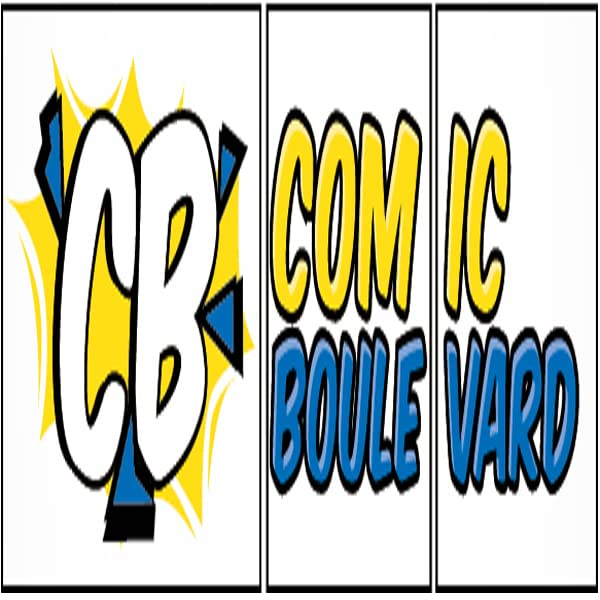 Comic Boulevard