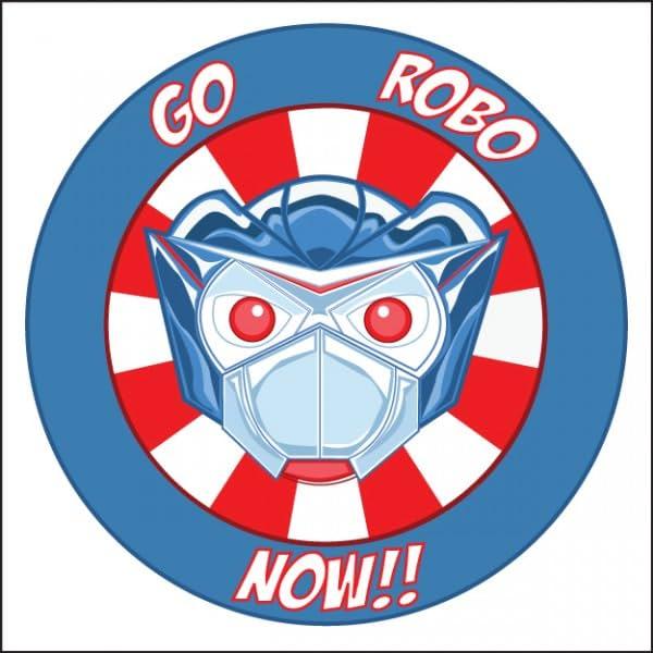 Go Robo Comics