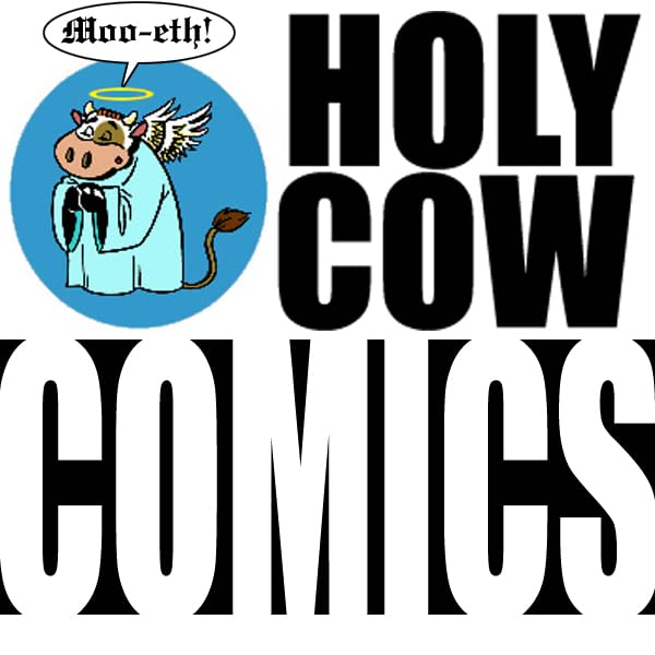 Holy Cow Comics