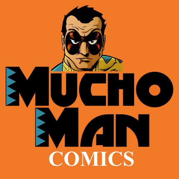 Mucho Man Comics