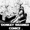 Donkey Brained Comics
