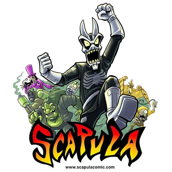 Scapula Comic
