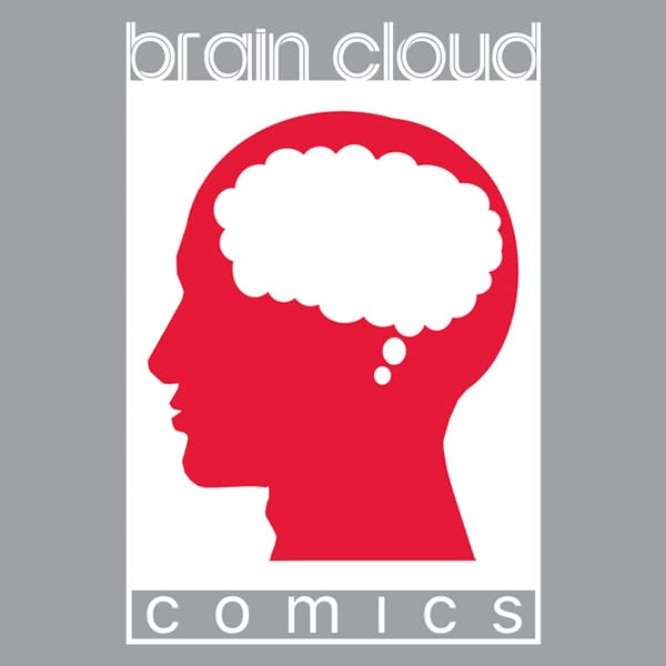 Brain Cloud Comics