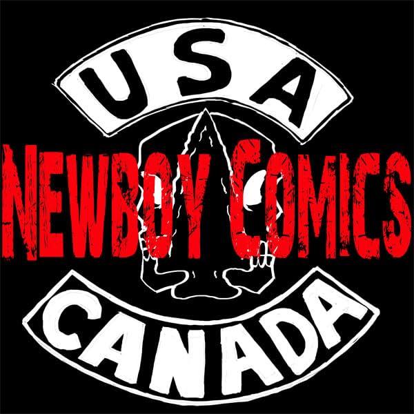 Newboy Comics