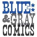Blue & Gray Comics