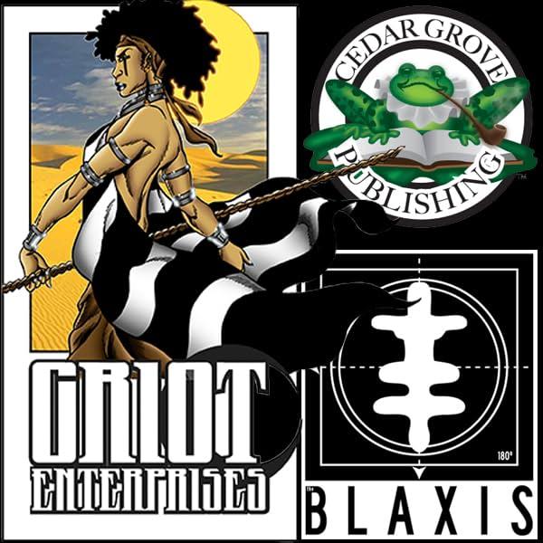 Griot Enterprises / The Blaxis / Cedar Grove Books