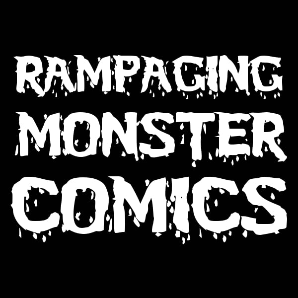 Rampaging Monster Comics