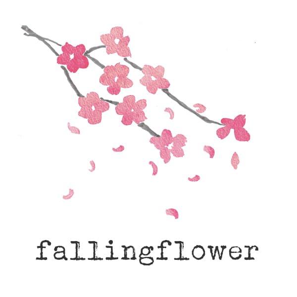 fallingflower
