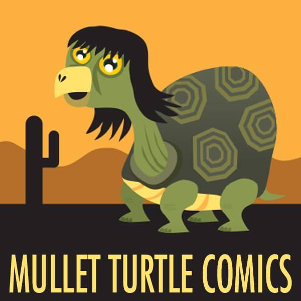Mullet Turtle Comics