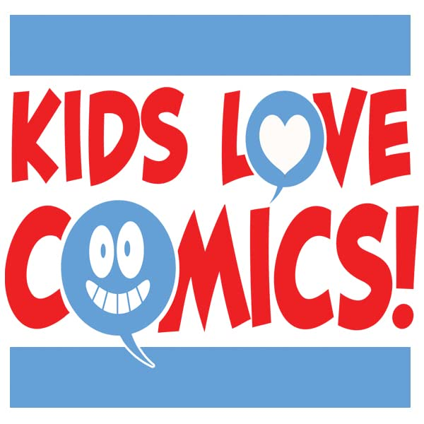 Kids Love Comics!