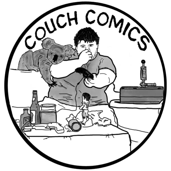 COUCH COMICS