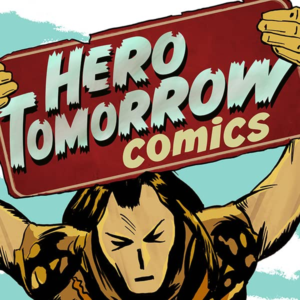 Hero Tomorrow Comics