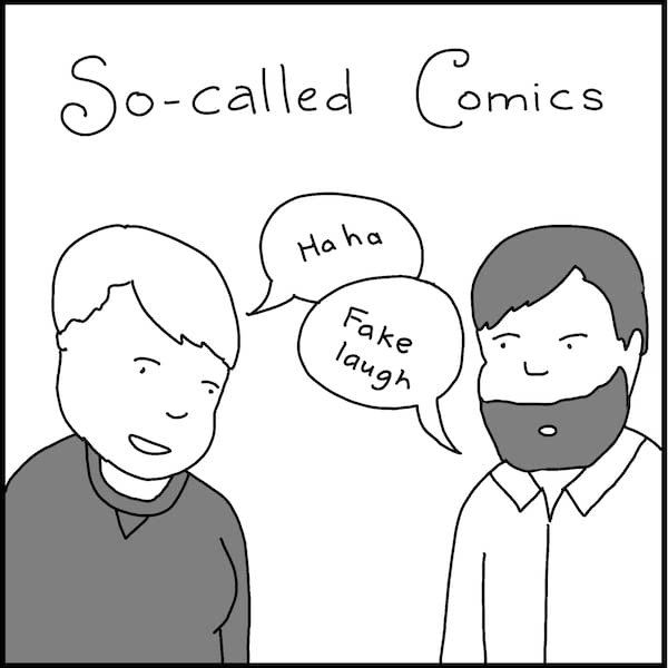 So-Called Comics