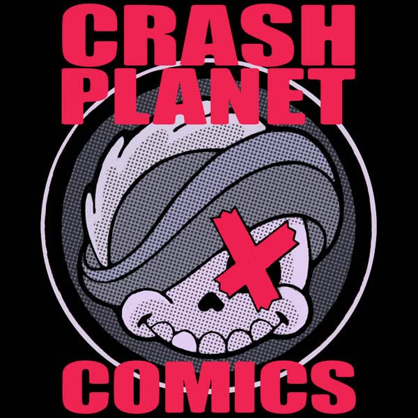 Crash Planet Comics