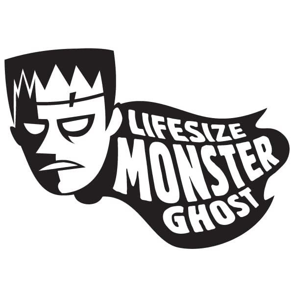 Lifesize Monster Ghost