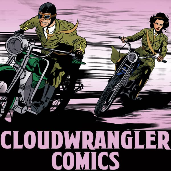 Cloudwrangler Comics