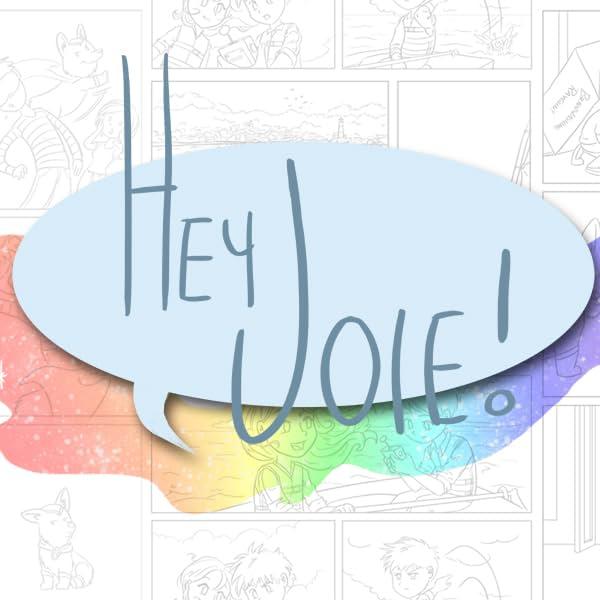 HeyJoie Comics