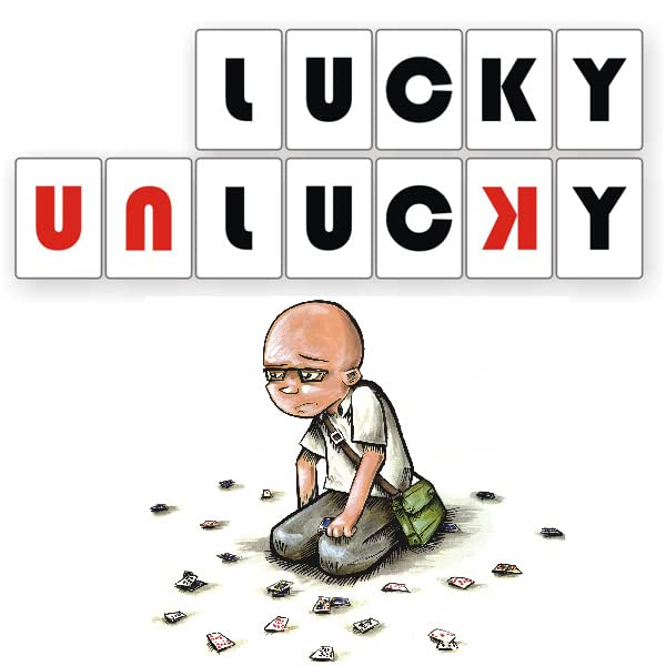Lucky Unlucky Publishing
