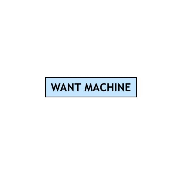 Want Machine Inc.