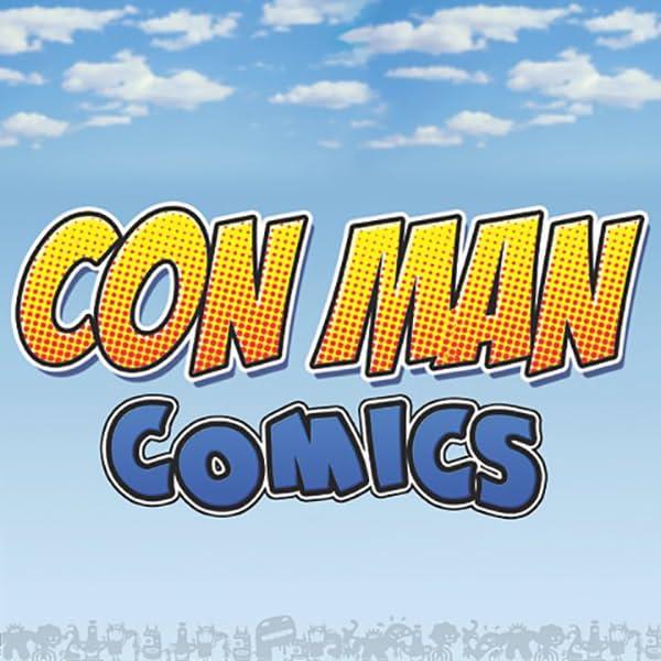 Con Man Comics