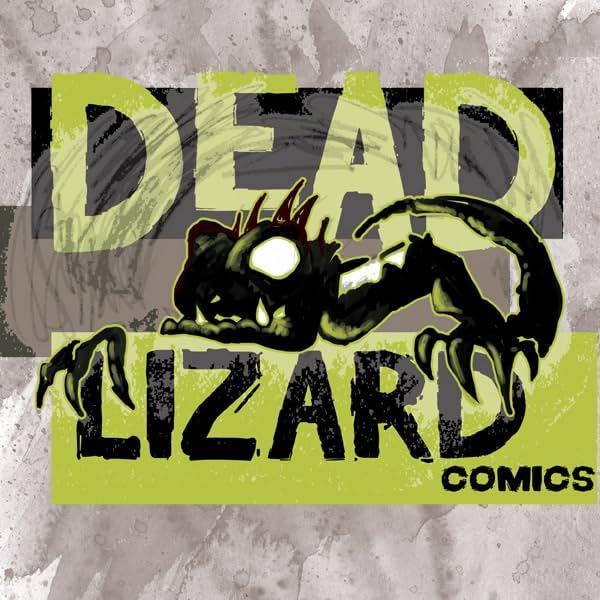 Dead lizard comics