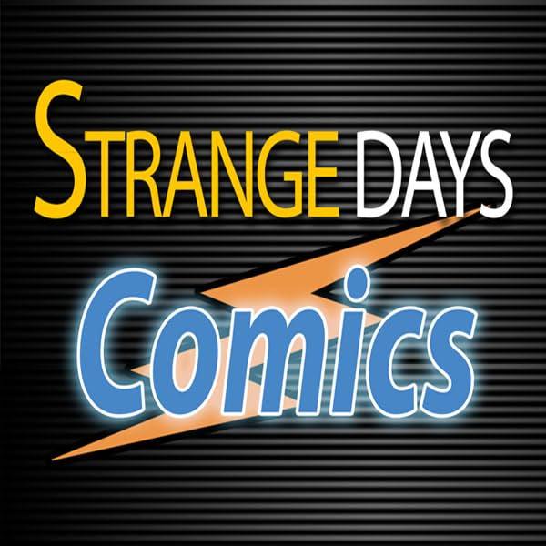 Strangedays Comics
