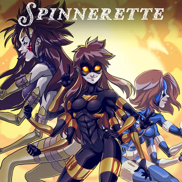 spinnerette comic chapter 5