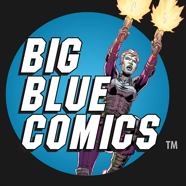 Big Blue Comics