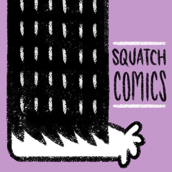 Squatch Comics