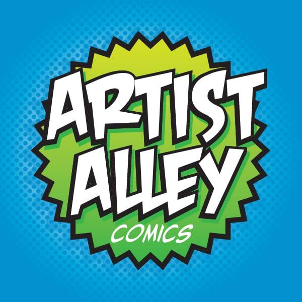 Artist Alley Comics