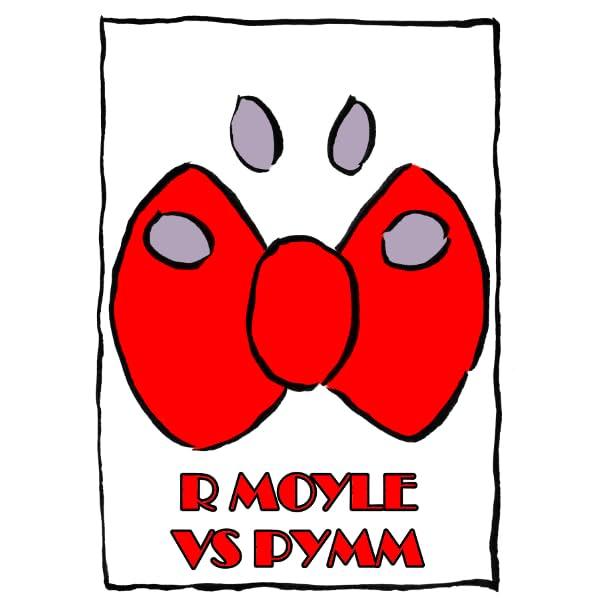 R Moyle & VS Pymm