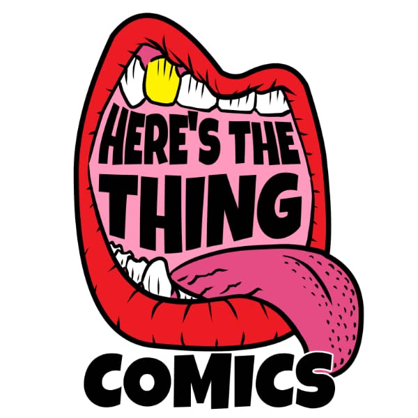 Here's The Thing Comics
